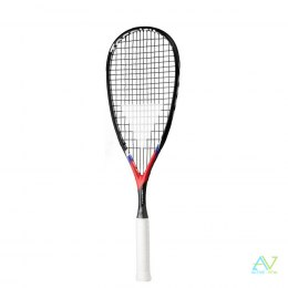 Rakieta do squasha Tecnifibre Carboflex Junior X-SPEED + GRATIS OWIJKA